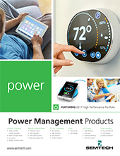 Semtech Power Management Selector Guide