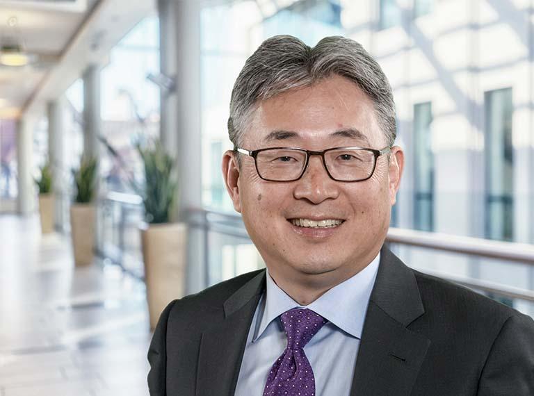 Semtech Semiconductor executive leadership James Kim Senior Vice President, Worldwide Sales