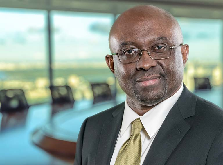Semtech Semiconductor executive leadership Emeka Chukwu Executive Vice President and Chief Financial Officer