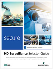 Semtech Design Support Resources HD Surveillance  Selector Guide
