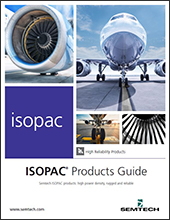 Semtech Design Support Resources ISOPAC Selector Guide