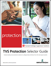 Semtech Product Guide TVS Production