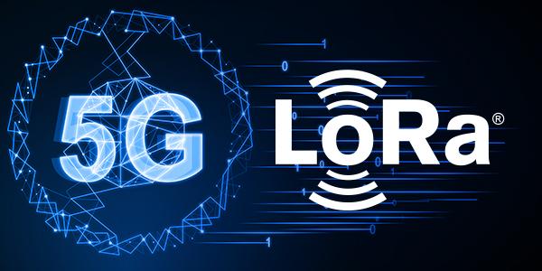 LoRa Fills the 5G Gap