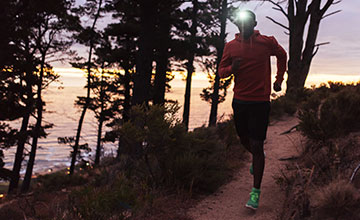 LoRa tracks ultramarathon runners