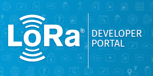 LoRa Developer Portal Image