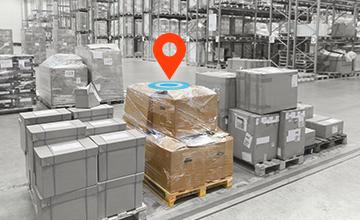 LoRa optimized logistics & inventory management