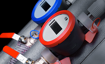 LoRa Hanbit Smart Water Meter Real World