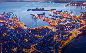 LoRa cold chain control for maritime corridor