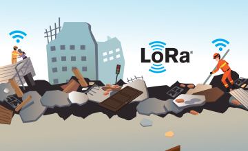 LoRa website smart environment Beartooth