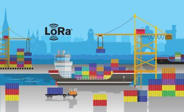 Smart Supply Chain & Logistics | Applications | LoRa | Semtech