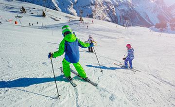 LoRa-based skier safety monitoring