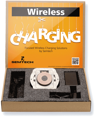Semtech wireless charging