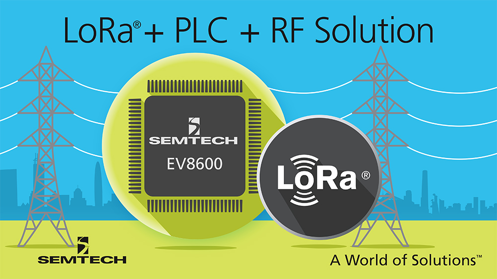 Semtech Announces the Industry's First Single Chip Hybrid