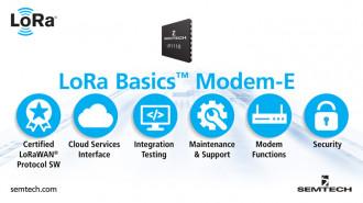 LoRa Basics Modem-E