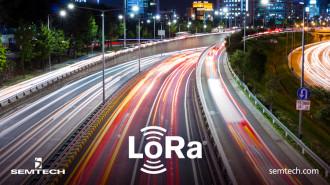 LoRa Korea Expressway