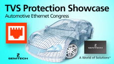 Semtech to Showcase its Protection Platform for Automotive Applications at Automotive Ethernet Congress