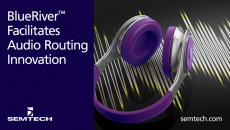 Blueriver audio networking