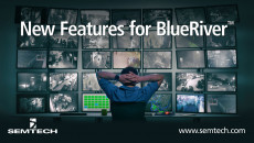 Semtech Announces New Ground-Breaking Features for BlueRiver™ AV-over-IP Platform. New features include link redundancy and automatic media selection for industrial and rental & staging environments