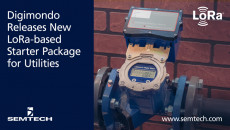 Digimondo Releases New LoRa-based Starter Package for Utilities