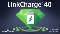Semtech Demonstrates Ultra-High Power 40W Wireless Charging Technology at CES 2017 LinkCharge™ 40 Series is a backwards-compatible and highly efficient wireless charging solution that supports Qi standards in a small form factor