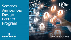 Semtech's Design Partner Program Accelerates IoT Solutions to Market New program connects businesses, system integrators and development teams to experienced Internet of Things (IoT) design services firms