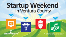 Semtech to Sponsor Second-Annual Startup Weekend Ventura County Entrepreneurs, businesses and engineers to compete to provide solutions to regional healthcare and agriculture challenges using Semtech technology