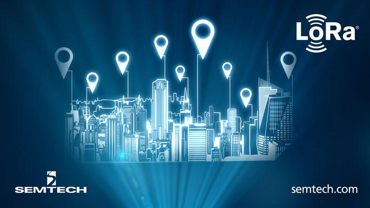 Semtech LoRa Alibaba Cloud Asset Tracker