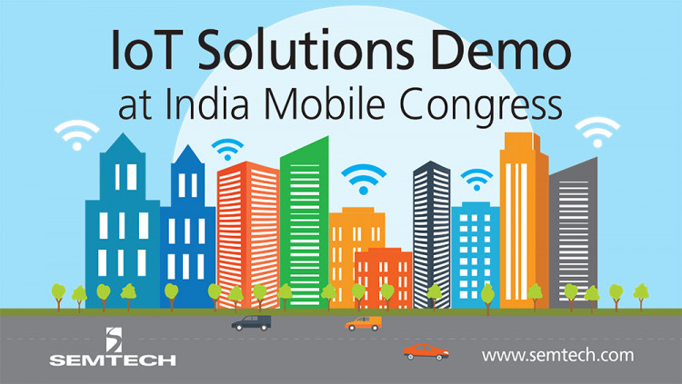Semtech, Tata Communications, Hewlett Packard Enterprises
