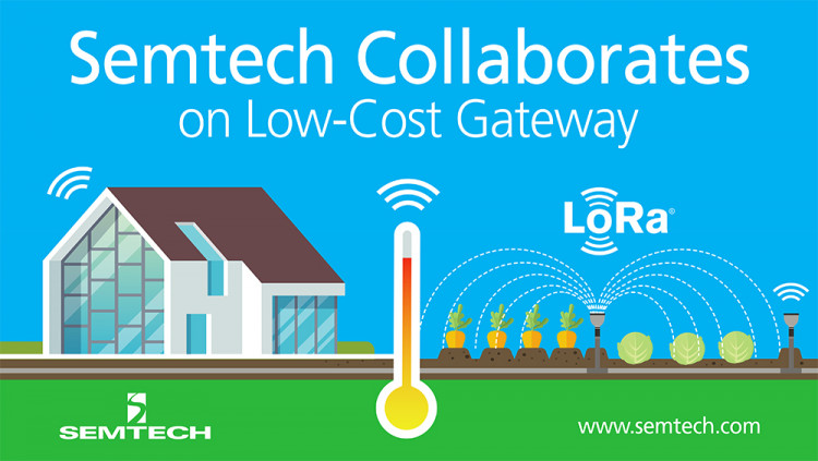 Wifx Selects Semtech's LoRa Technology to Broaden LoRaWAN Deployment in Europe LoRaWAN-based gateways offer secure data transmission for multiple indoor and outdoor use cases