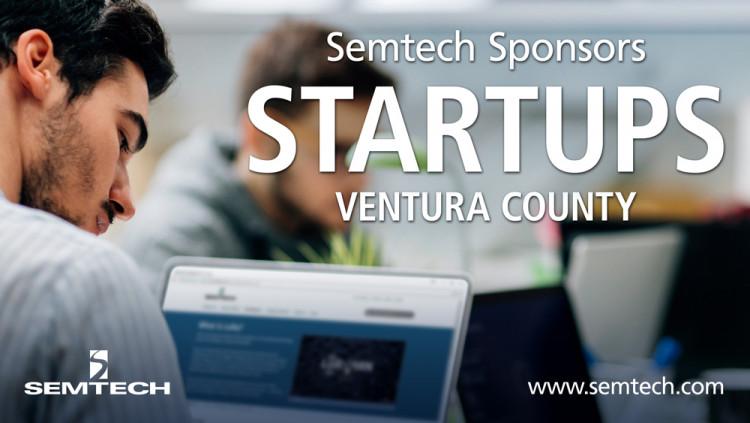 Semtech Sponsors startups in Ventura County