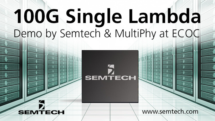 Semtech and MultiPhy Enter into a Strategic Agreement to Bring to Market a Complete Chipset for 100G Single Wavelength Optical Module Solutions Semtech makes a strategic investment in MultiPhy