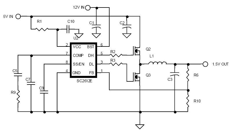 Sc2612e semtech block diagram ccuart Images
