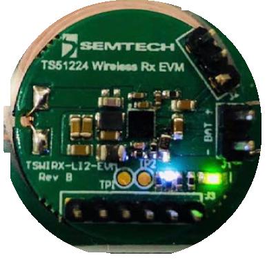 TSWIRX-LI2-EVM   LinkCharge® LP Receiver   Semtech