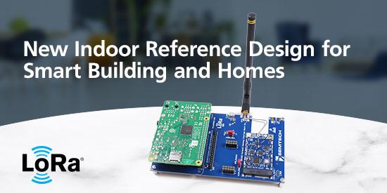LoRa Corecell Gateway Reference Design