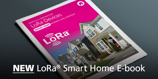 New LoRa Smart Home E-book