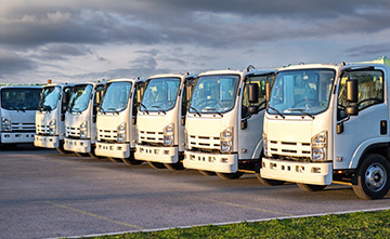 Fleet tracking systems using LoRa Technology, reduce costs by keeping fleets in the field longer with better fuel economy, better safety, visibility into maintenance issues, and overall improvements to operational efficiency.