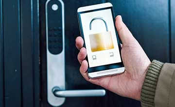 LoRa smart home security
