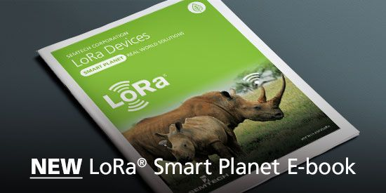 LoRa Devices Smart Planet E-book